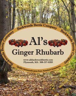 Ginger-Rhubarb